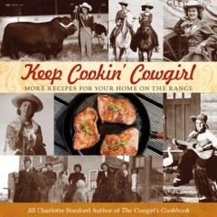 Keep Cookin' Cowgirl